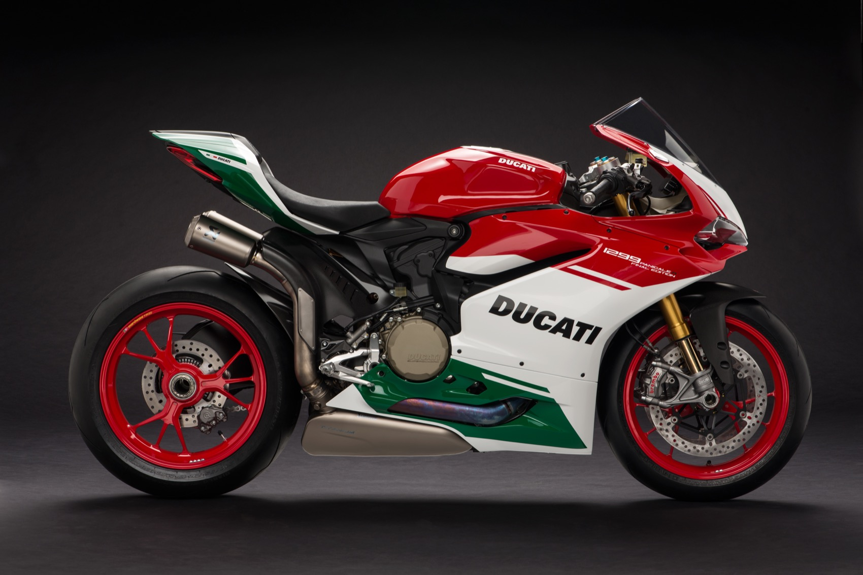 Ducati Superleggera y Panigale Final Edition