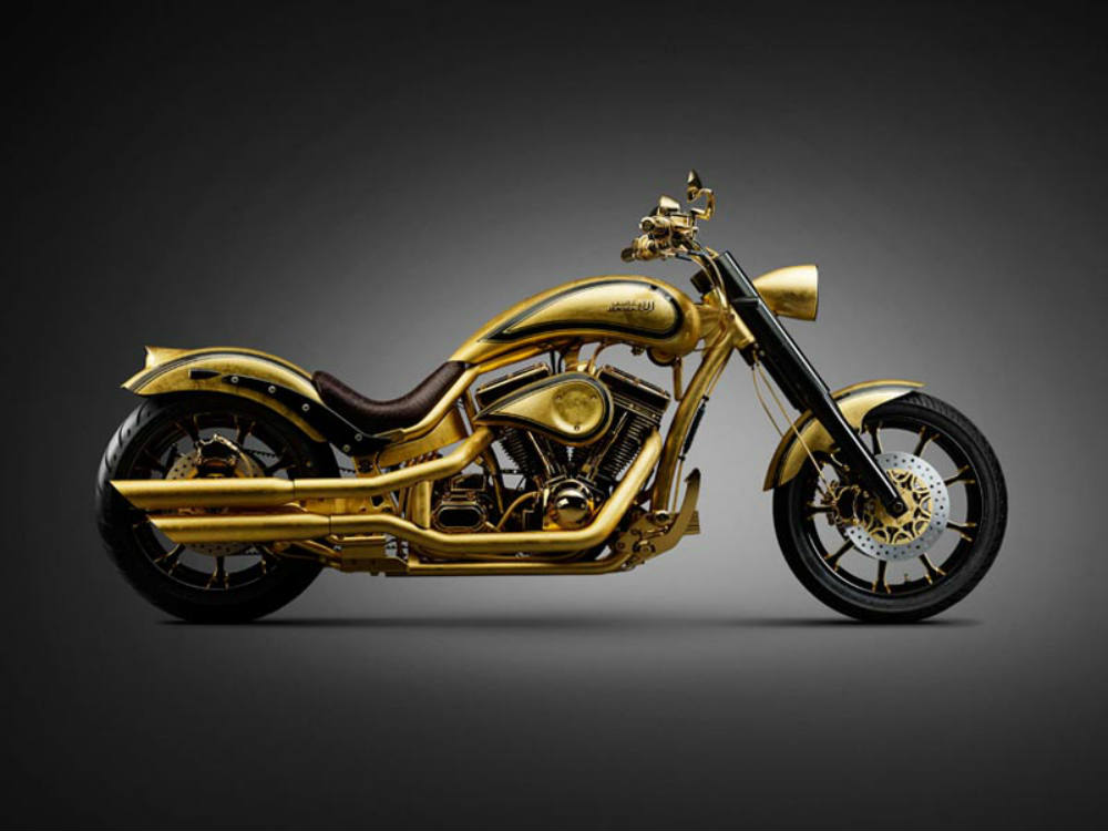 Gold Bike de Uffe Lauge Jansen