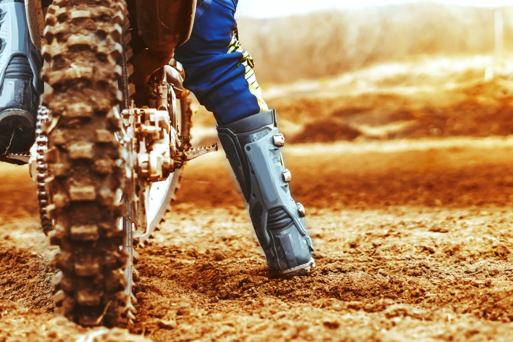 botas trial off road